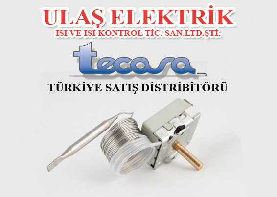 Tecasa T�rkiye Sat�� Distiribit�r� Ula� Elektrik Is� ve Is� Kontrol Tic. San. Ltd. �ti.